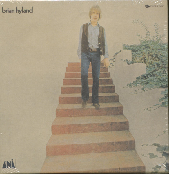 Brian Hyland - Limited Re-Issue (CD)