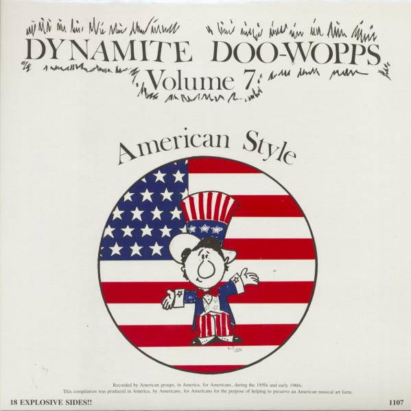 Dynamite Doo-Wopps Vol.7 (LP)