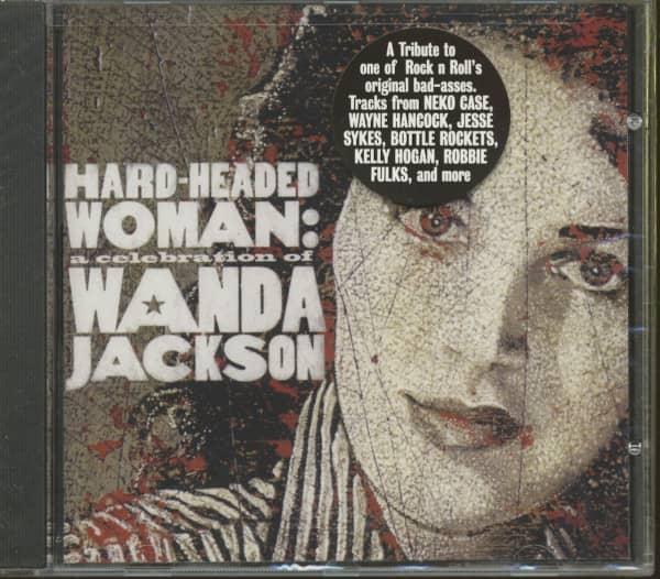 Hard Headed Woman - Wanda Jackson Celebration (CD)