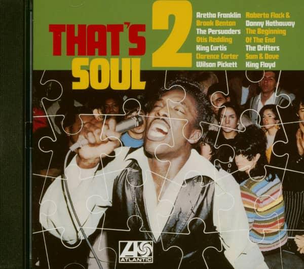 That's Soul 2 (CD)