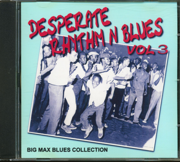 Desperate Rhythm 'n' Blues Vol.3 (CD)