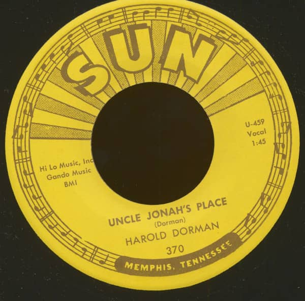 Uncle Jonah's Place - Just One Step (7inch, 45rpm)