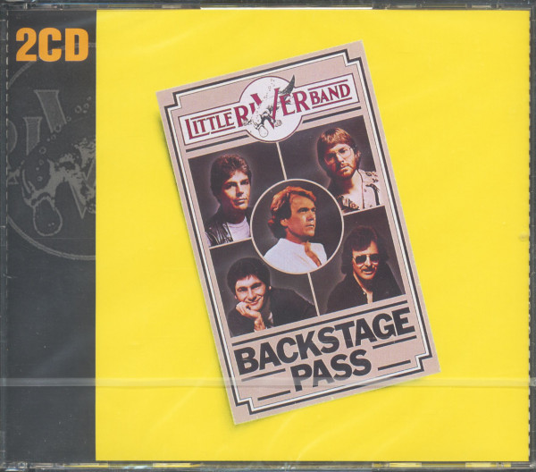 Backstage Pass (2-CD)