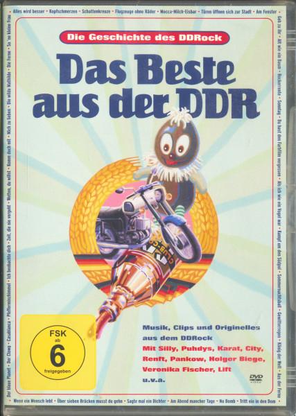 Die Geschichte des DDRock - Das Beste aus der DDR (DVD)