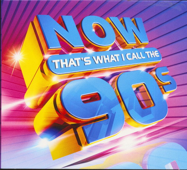 Now That's What I Call The 90s (3-CD)