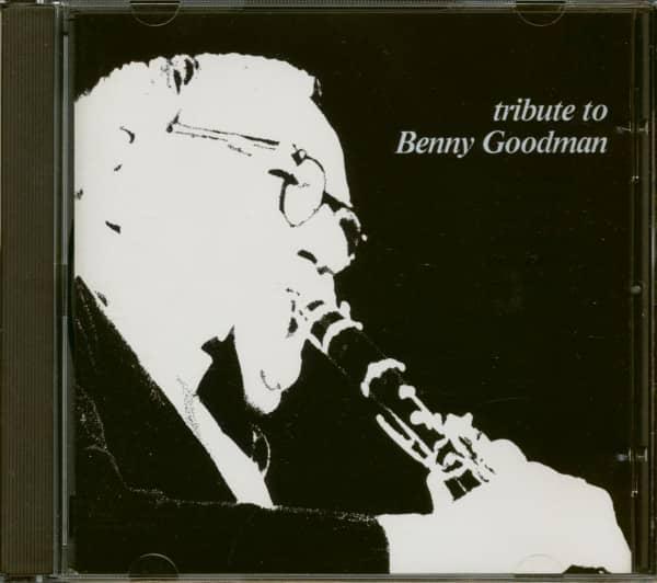 Tribute To Benny Goodman (CD)