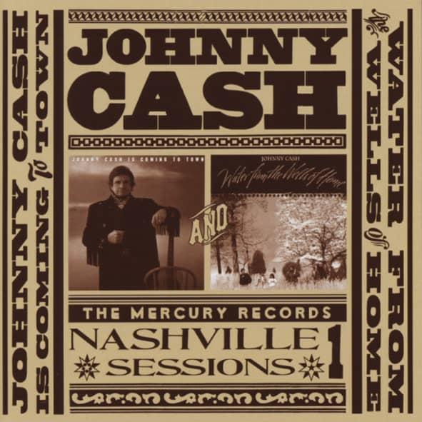 Mercury Records Nashville Sessions Vol.1