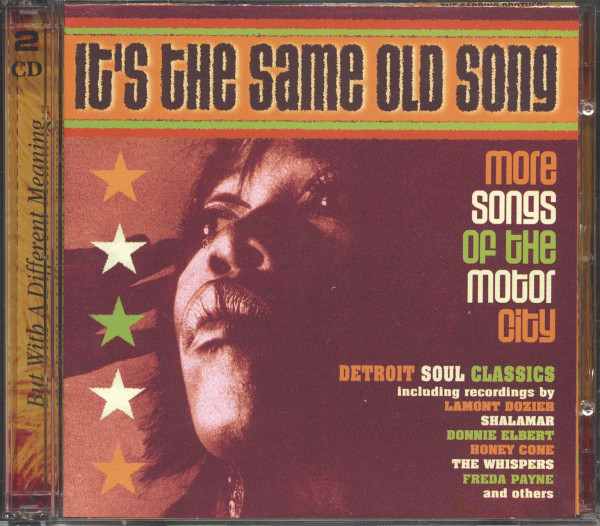 It's The Same Old Song - More Songs Of The Motor City (2-CD)