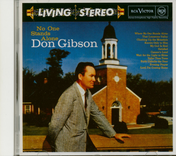 No One Stands Alone (CD)