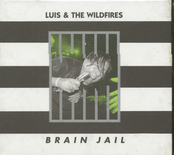 Brain Jail (CD)
