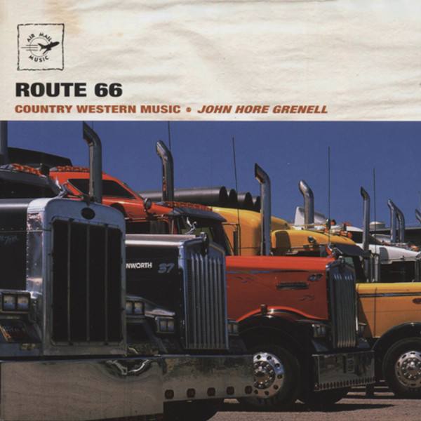 Route 66: Country & Western Music
