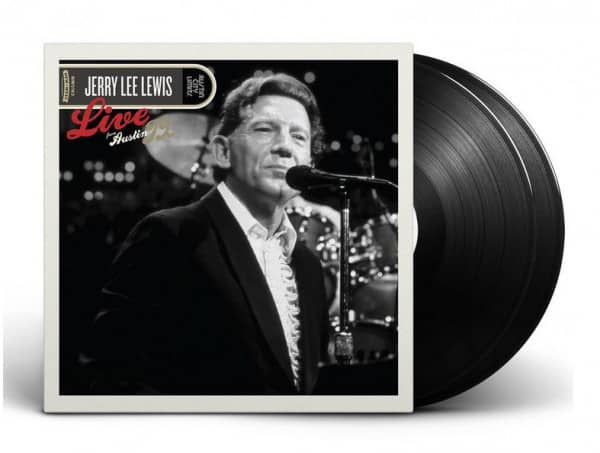 Live From Austin,Tx (2-LP, 180g Vinyl)