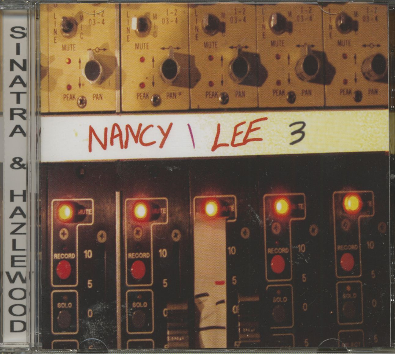 Lee Hazlewood Amp Nancy Sinatra Cd Nancy Amp Lee 3 Cd