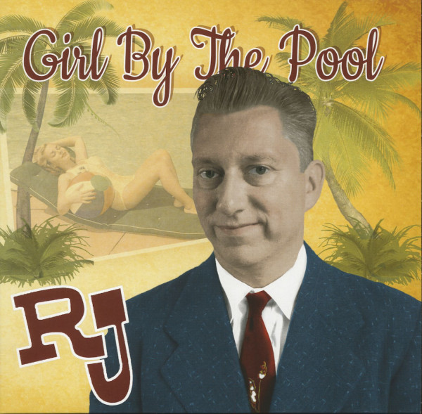 Girl By The Pool (LP 10inch)