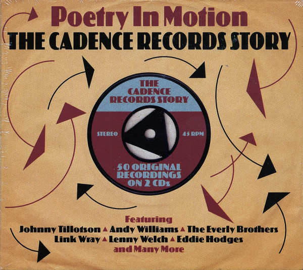Poetry In Motion - The Cadence Records Story (2-CD)