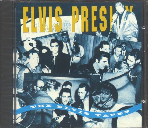 The Elvis Tapes (CD)