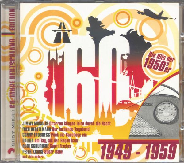 60 Jahre Deutschland, 1949-59 (CD)