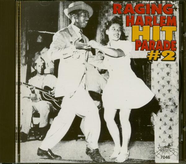 Raging Harlem Hit Parade Vol.2 (CD)