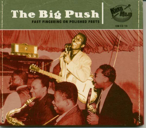 The Big Push (CD)