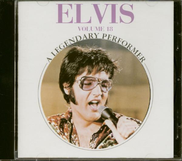 A Legendary Performer Vol.18 (CD)