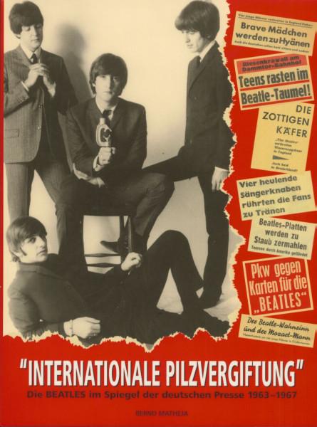 Die Beatles im Spiegel der deutschen Presse 1963-67