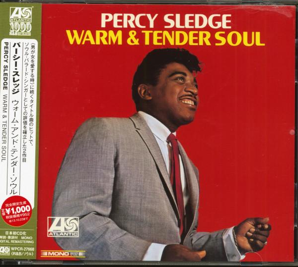 Warm & Tender Soul (CD, Japan)