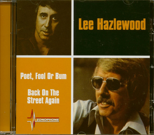 Poet, Fool Or Bum And Back On The Streets Again (CD)