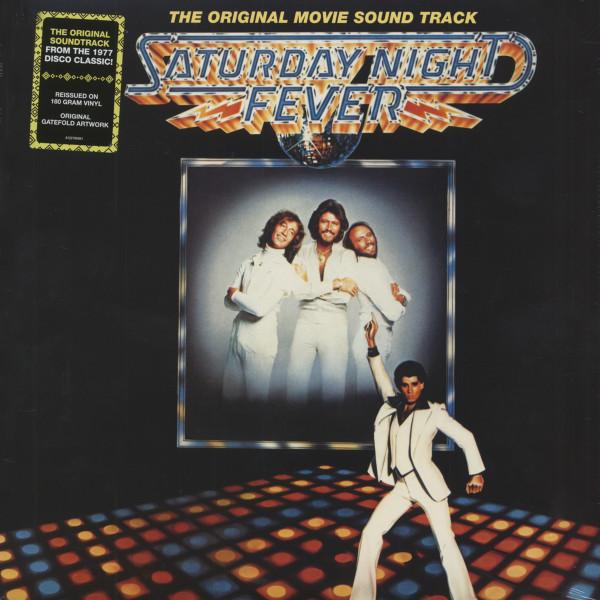 Saturday Night Fever - Original Movie Soundtrack (2x180g Vinyl)