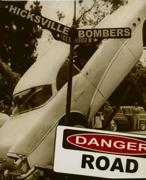 Danger Road (LP, 10inch)