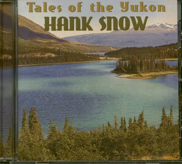 Tales Of The Yukon (CD)