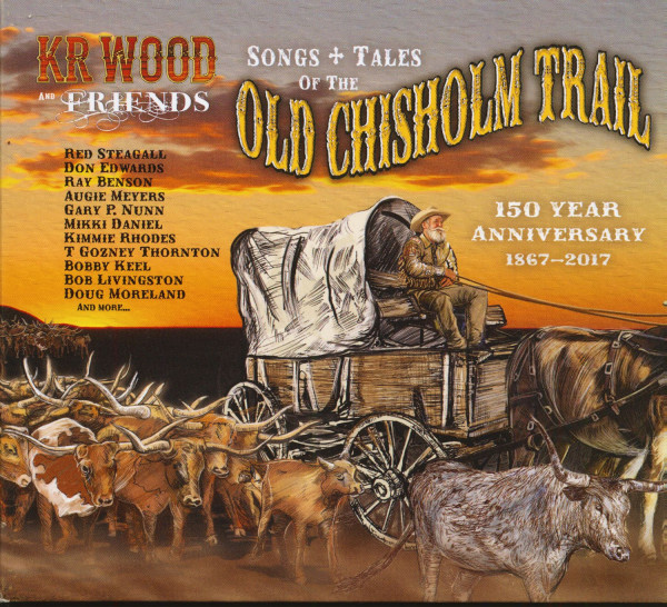 Songs & Tales Of The Old Chisholm Trail (2-CD)