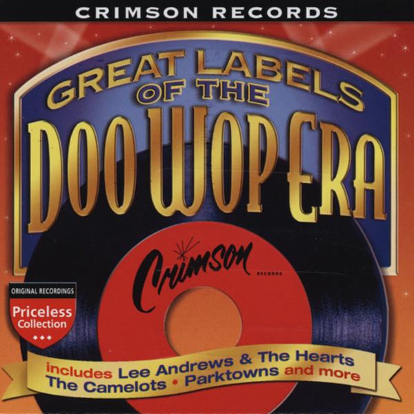 Crimson Records - Labels Of The Doo Wop Era
