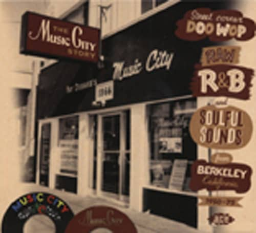 The Music City Story 3-CD