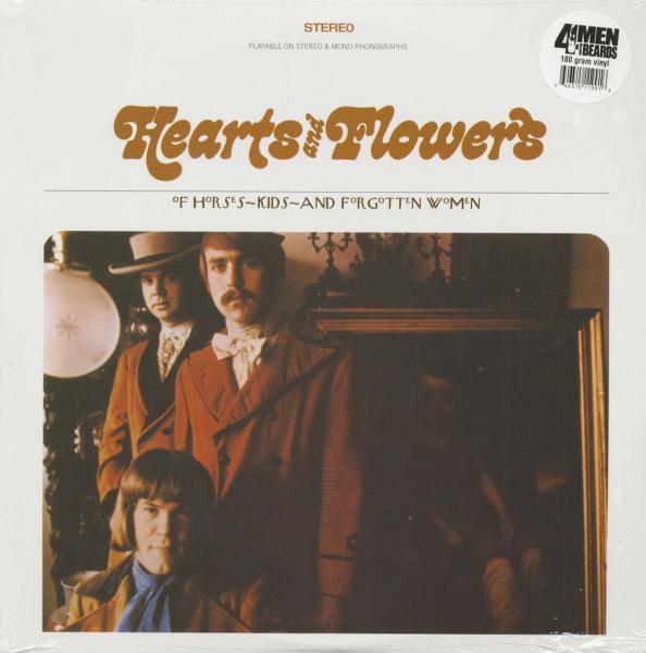 Of Horses, Kids And Forgotten Women (LP, 180g Vinyl)