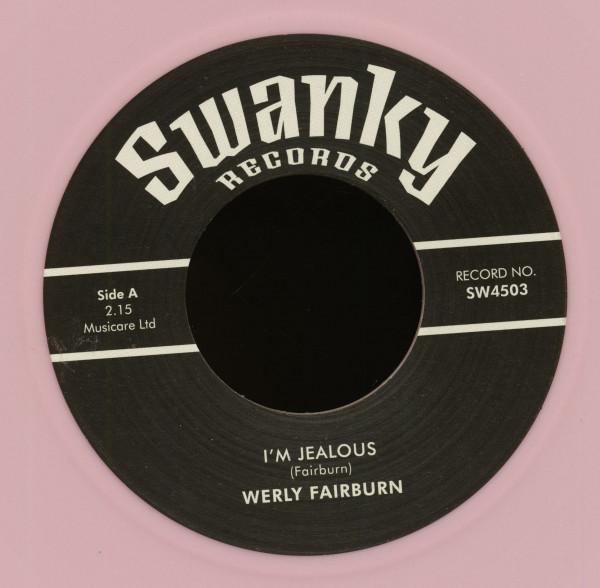 I'm Jealous - Rockabilly Joes - Swanky DJ Series (7inch, 45rpm, BC)