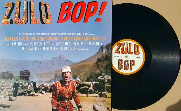 Zulu Bop! (LP)