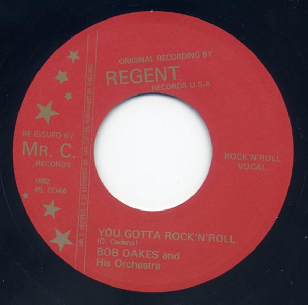 You Gotta Rock & Roll - Hot Rod 7inch, 45rpm