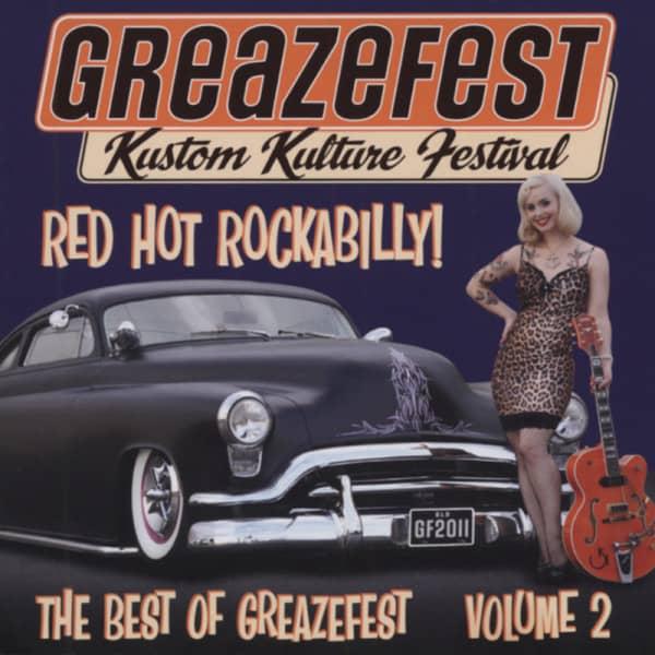 Vol.2, Greazefest - Kustom Kulture Festival
