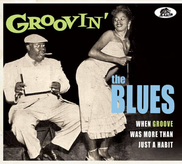 Groovin' The Blues (CD)