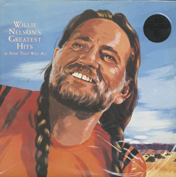 Willie Nelson's Greatest Hits (2-LP, 180g Vinyl, Ltd. Deluxe Edition)
