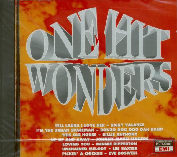 One Hit Wonders (CD Album)
