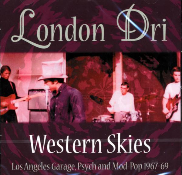 Western Skies - LA Garage, Psych and Mod-Pop (1967-69)