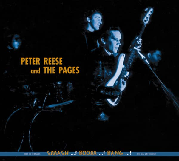 Peter Reese & The Pages (CD)