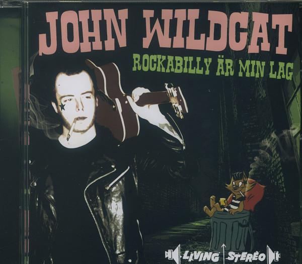 Rockabilly Är Min Lag (CD)