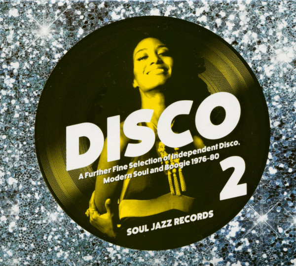 Disco 2 - Idenpendent Disco, Modern Soul And Boogie (2-CD)