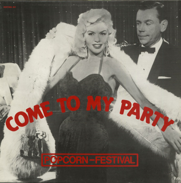 Come To My Party - Popcorn Festival (LP)