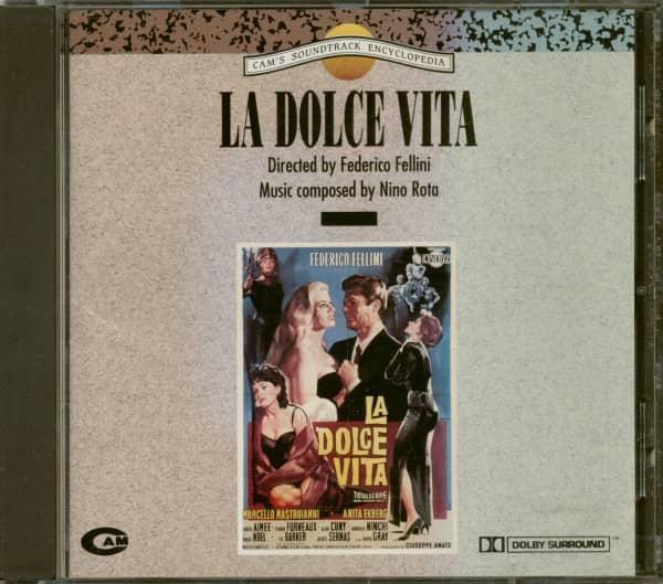 La Dolce Vita - Soundtrack (CD)