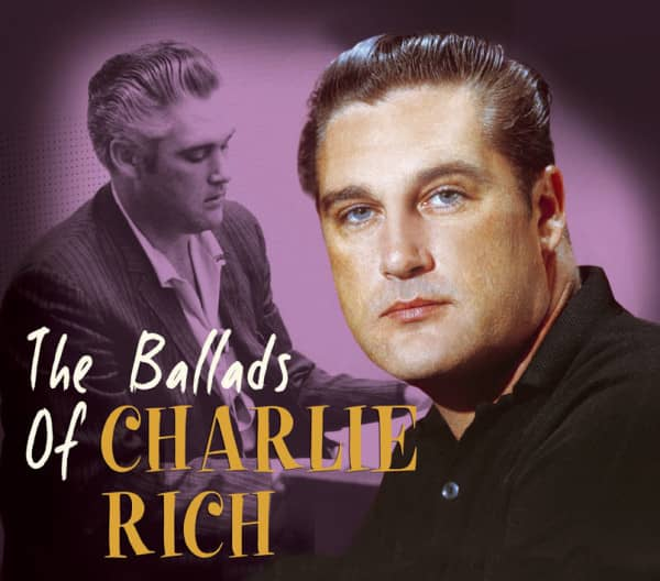 The Ballads Of Charlie Rich (CD)
