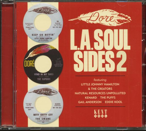 Doré - L.A. Soul Sides Vol.2 (CD)