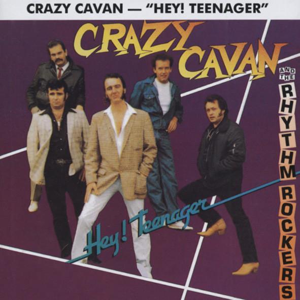 Hey Teenager (1982)